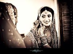 Bride photo soot