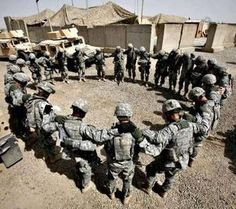 Soldier's Prayer Circle - God bless all of our military Soldiers Prayer, Importance Of Prayer, Prayer Circle, Soldier Love, Military Love, Military Quotes, Military Salute, Military Families, Military Service