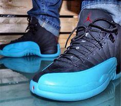 on sale 5bee2 df4fa Gamma Blue 12s  Killer. Ashley Abrego · shoes · Air Jordan Retro ...