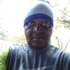 Just ran 12.42 miles on this cold raining and wet Saturday morning 12/3/16 at 530am