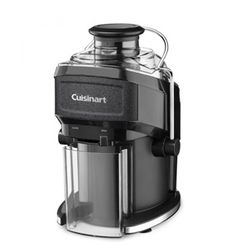 #9 Cuisinart CJE-500 - This machine is a one-speed centrifugal juicer with blazing 19,000 revolutions per minute. Being the fastest among the fastest juicers, this speedster make use of its 400 watt motor to generate thousands of RPM. With a touch of a button you can literally turn your produce into a freshly pressed juice.