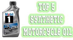 5 Best Motorcycle Oil 2016