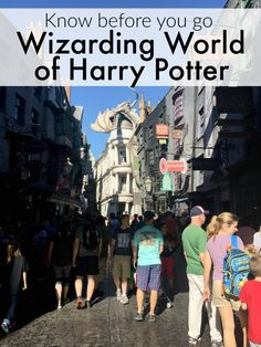 I am a HUGE Harry Potter fan, so when a friend and I were given tickets to visit the Wizarding World of Harry Potter at Universal Orlando Resort in exchange for telling you all about it, we were THRILLED! Neither of us had ever been, so we boarded our flights with huge expectations for what...