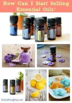 How Can I Start Selling Essential Oils?