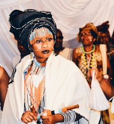 Traditional Wedding Attire, Traditional Outfits, Traditional Design, African Dresses For Women, African Women, African Clothes, Xhosa Attire, African Attire, African Life