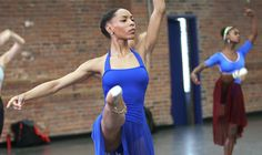 The brown ballerina exists. Why we need to lift her up