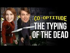 The Typing of the Dead Let's Play: Co-Optitude Ep 81 - YouTube