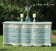 Dresser by LeChienDeCreme on Etsy,