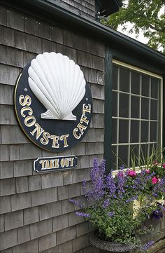 'Sconset Cafe, Nantucket #ACK