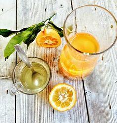 Les Cuisines de Garance: Tisane aux Kumquat/Oranges amères et citrons Bergamote pour soigner petits et gros rhumes de l'hiver (mais pas que ...) super!
