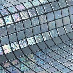 """Vulcano"" mosaic tiles by Ezarri - available from www.eurotiles.com.au"