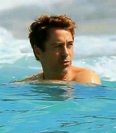 Full Sized Photo of robert downey jr swims shirtless plays with exton in st barts 22 Robert Downey Jr., Anthony Edwards, I Robert, St Barts, Cinema, Marvel Characters, Marvel Actors, Marvel Avengers, Downey Junior