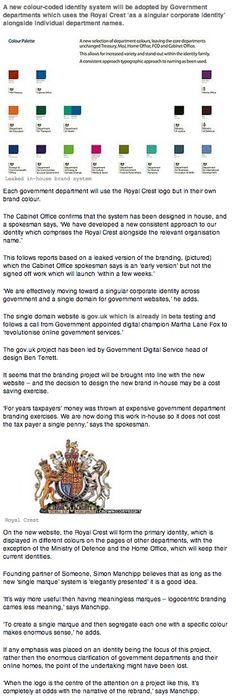 Design Week —Government branding Scheme