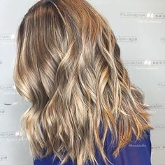 All tones for dark blonde. Color by @beautybybeddow  #hair #hairenvy #hairstyles #haircolor #bronde #blonde #balayage #highlights #newandnow #inspiration #maneinterest