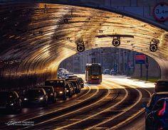 Tunel Trasy W-Z, WARSZAWA
