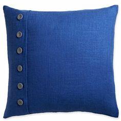 Design by Conran Linen Square Decorative Pillow - jcpenney