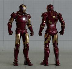 Marvel Comic Universe, Marvel X, Batman Universe, Iron Man Suit, Iron Man Armor, Iron Man Cosplay, Iron Man Movie, Hobbies For Men, Armor Concept