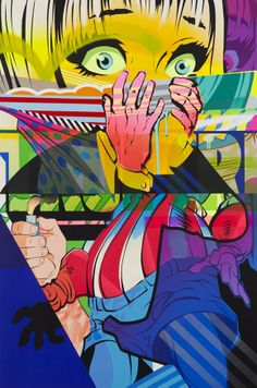 Pose: street art