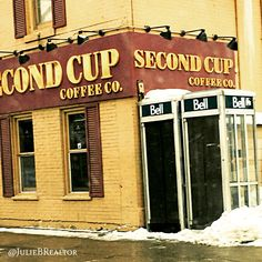 #SecondCup coffee in #PortCredit #Mississauga