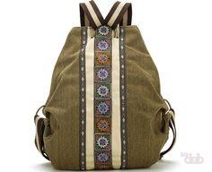 Как сшить этно-рюкзак в стиле бохо своими руками?