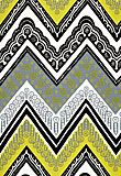 Tangier Frame print fabric. Trina Turk for Schumacher