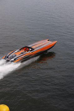 MTI Off-Shore Power Boats ..