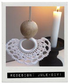 DIY: Crochet angel by Blikfang