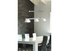 Lampa LED sufitowa wisząca Trio 321010305 promocja