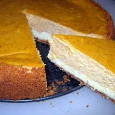 Another good share, check out how to make this Pumpkin Cheesecake