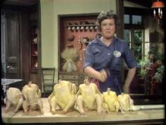 """Happy 100th birthday to Julia Child - the """"queen of small screen cuisine."""""""