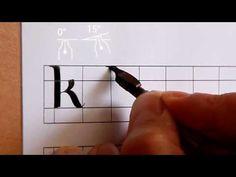 Uncial letter part 2 - YouTube