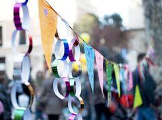 Barcelona es una Festa! Ens inspira la vida familiar de barri!