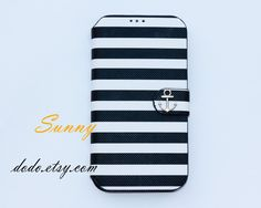 Navy style Samsung Galaxy S4/S5/note3 caseiPhone 5C by sunnydodo