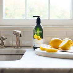 Refresh your hands with every wash with our moisturizing lemon glycerin hand soap. Discover all of Avalon Organics® bath & body care products here.