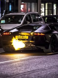 Badass Aventador! Click on the pic & sign up today to win a chance to drive this supercar!