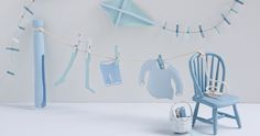 Breezy is a story that celebrates skies dotted with soft wispy cloud formations, outdoor fun such as kite flying and the satisfaction of being able to hang the washing out to dry! The blue storyboard will help spaces look bigger and feel calmer. Balance with warm greys and heritage inspired blues to add warmth, keeping this trend on track for summer