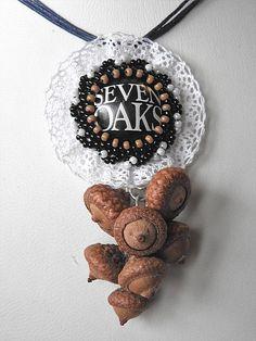 Kronkorkenanhänger Crown cap pendant