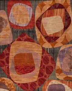 Rex Ray - Van Ness - Samad - Hand Made Carpets