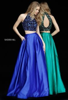 Sherri Hill 51381 Prom Dress. #sherrihill #promdress #prom