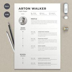 Resume Arton by@Graphicsauthor