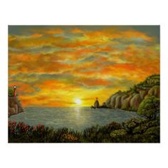 Sunset of Hope Poster