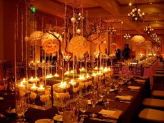 A Spectacular Wedding With Drool-Worthy Details by Neil Leeson Decor Floral