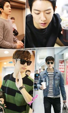 cnblue : airport