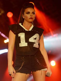 Jesy's Fashion Crush is Gwen Stefani
