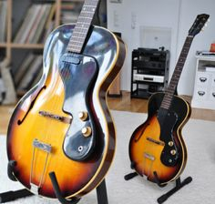 1964 Gibson ES-120 T (T is for thinline)