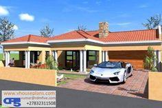 RDM5 House Plan No W2341 Cheap House Plans, Round House Plans, Tuscan House Plans, Affordable House Plans, My House Plans, House Floor Plans, Beautiful House Plans, Beautiful Homes, Bungalow Floor Plans
