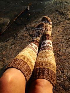 Knitting Socks, Leg Warmers, Lana, Slippers, Cute, Accessories, Shoes, Fashion, Knit Socks