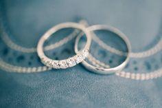Wedding rings   Anastasiya Belik Photography   http://burnettsboards.com/2013/12/powder-blue-white-wedding/