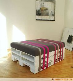 Thanks our many visitors to the page. Please help us out and like us on Facebook. Has any one item been reused more creatively, with more functional use and more practical application than the lowly used wood pallet? An item made for the simple task of helping to move large and [...]