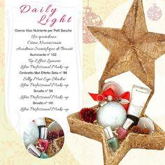 [Centro estetico Je m'Aime] IDEE REGALO Natale 2014. Daily Light. //search--> #beauty #christmas #gift #parma// *Facebook: www.facebook.com/JemAimeParma